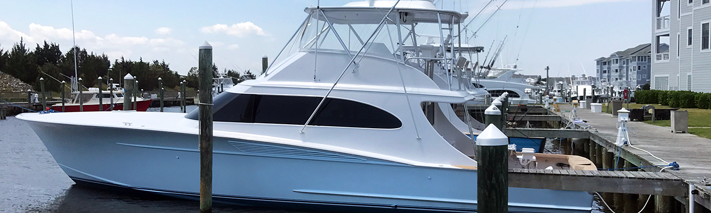 High Yield Charleston SC Offshore Fishing Boat
