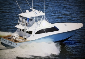 High Yield Fishing Charters Boat 2